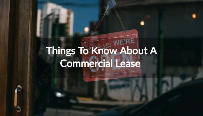 small business commercial lease