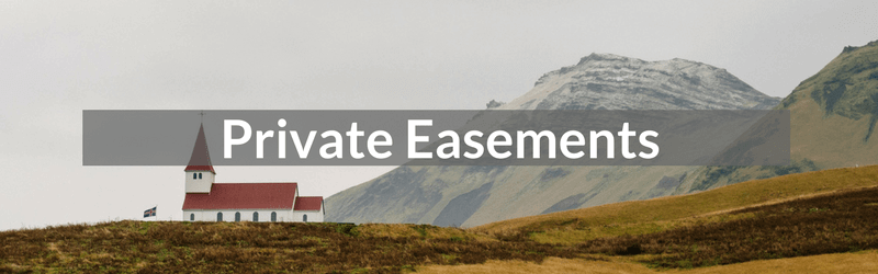 Private Easement Attorneys