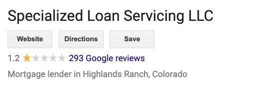 SLS google reviews